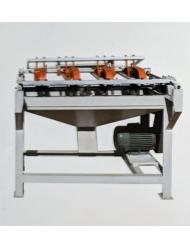 Станок торцовочный многопильный для нарезки тонкой заготовки
